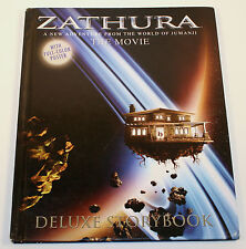 "10"" Zathura Deluxe Movie StoryBook Book Poster Josh Hutcherson Kristen Stewart"