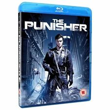 THE PUNISHER (Dolph Lundgren) - BLU-RAY - REGION B UK
