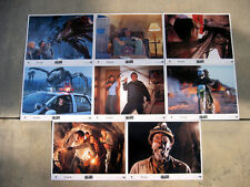 EIGHT LEGGED FREAKS LOBBY CARDS, HORROR 8 card set Scarlett Johansson