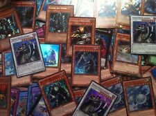 Yugioh Card Holo Foil/Shiny Bundle 20 Cards Super Ultra Secret Ultimate Mixture