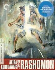 715515100915 Criterion Collection Rashomon With Toshiro Mifune Blu-ray