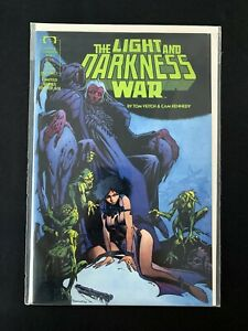 THE LIGHT AND DARKNESS WAR #5 EPIC/MARVEL COMICS 1989 NM+