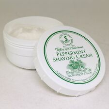 Taylor of Old Bond Street :Peppermint Luxury Shaving Cream 150g,
