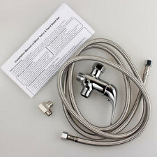 Toilet Tank Bidet HOT /COLD Mixing Mixer Valve T-adapter kit