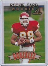 TONY GONZALEZ ROOKIE CARD Kansas City Chiefs 1997 Pinnacle RC Football NFL HOFer