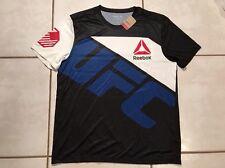 NWT REEBOK  UFC Anthony Pettis Combat Jersey Shirt Men's XL