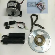 Electric Scooter Motor Bike Kit Controller High Speed Belt Conversion Drive Tool