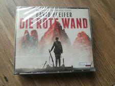 Die Rote Wand by Pfeifer, David | Audio Book | Brand New. Free Post