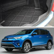 Waterproof Car Boot Cargo Trunk Mat Liner Tray for 2016 2017-Up Toyota RAV4 SUV