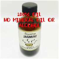 JASMINE ~ PREMIUM FRAGRANCE DIFFUSER WARMER ESSENTIAL OIL BIG 2OZ L@@K!