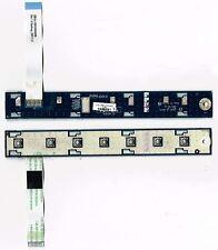 Toshiba Satellite P200 Scheda Pulsanti (Power switch button board)