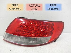 Genuine OEM | 2006-2009 Hyundai Azera Halogen Outer Tail Light  -Right/Passenger