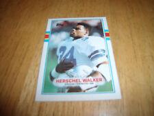 HERSCHEL WALKER 1989 TOPPS #385 DALLAS COWBOYS FOOTBALL CARD