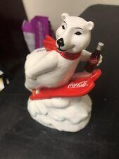 Coca Cola Polar Bear Bank