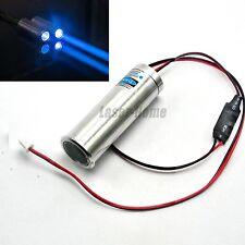 450nm 100mW Blue Laser Dot Module Thick Fat Beam Bar Stage Light 3.6-5V
