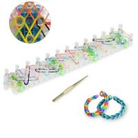 Altatac Rubber Band Bracelet Looming and Jewelry Crafting Set, Multiple Colors