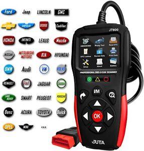 Automotive OBD2 Scanner OBDII Code Reader Car Check Engine Fault Diagnostic Tool