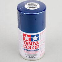 Tamiya America Inc PS-59 Dark Metallic Blue 100ml Spray Can