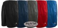 Big & Tall Men's Lightweight Mesh Athletic Shorts by Champion 3XL 4XL 5XL 6XL