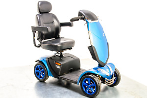 Rascal Vecta Sport Compact Used Electric Mobility Scooter 8mph Max Grip Suspensi