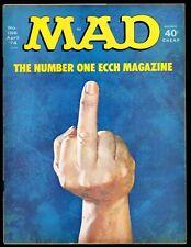 MAD MAGAZINE #166 VF  1973 EC