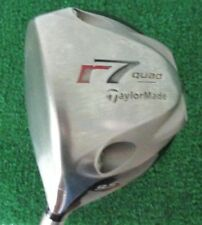 TaylorMade r7 Quad Driver.. 9.5*, Graphite. Stiff. Left Handed.