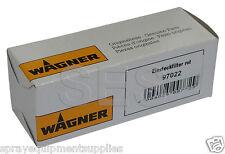WAGNER autentico AIRLESS MATITA FILTRO-ROSSO 10 Pacco 97022