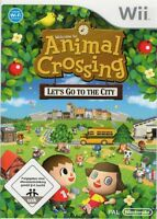 Animal Crossing: Let's go to the City - Nintendo Wii Game