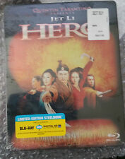HERO STEELBOOK [NEW/OOP/Blu-ray] [Best Buy]