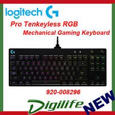 Logitech G Pro Tenkeyless RGB Mechanical Gaming Keyboard (Romer-G Switch)