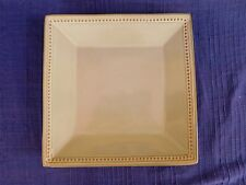 Pier 1 Imports Spice Route Sesame DINNER PLATE (square)