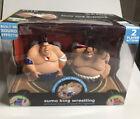 Black Series RC Sumo King Wrestling - Wireless Head-2-Head RC Fighters