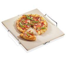 Küchenprofi Pietra per Pizza pane Forno Tarte Flambée Mattone ceramica