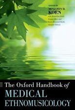 The Oxford Handbook of Medical Ethnomusicology (Oxford Handbooks), , Good Book