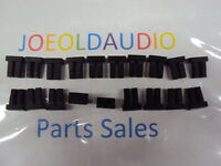 20 Pieces Dust Caps for LC Duplex Type SFP/XFP. Not in Original Packaging.