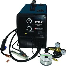 Coplay-Norstar Dual Voltage Input MIG Welder Package M200-M - N810200M