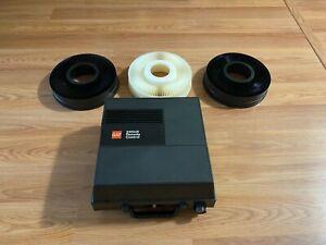 Vintage GAF 2100 R. Remote Control Slide Projector Plus 3 slide Trays