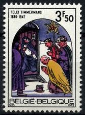 Belgium 1972 SG#2291 Christmas MNH #D49242