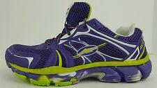Avia Women's Size 5 Purple Green White Athletic Running Shoe Sneakers EUC