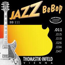 Thomastik BB111 Extra Light Jazz Bebop Electric Guitar Strings 11 - 47