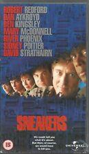 SNEAKERS ~ PAL REGION VHS 99p