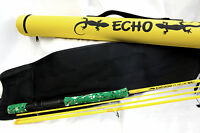 "Echo Gecko Fly Rod - 7'9"" - 4/5wt - 4pc - NEW"