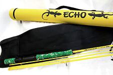 "Echo Gecko Fly Rod - 7'9"" - 4/5wt - 4pc - NEW"