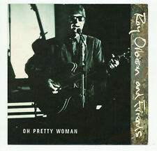 "ROY ORBISON :Oh Pretty Woman (live) / Claudette (1985 recording) - 7"" ITALY 1989"