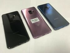 Samsung S9- 64GB GSM Unlocked(B) STOCK NO SHADOW / WITH  SHADOW-CHECK VARIATION