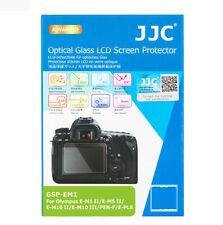 Optical Glass LCD Screen Protector f Olympus EM1 EM5 EM10 Mark II,EP5 PEN-F,EPL9