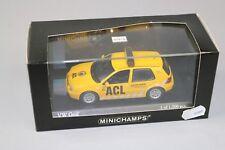 ZC960 Minichamps 430056190 Voiture Miniature 1/43 Volkswagen Golf 1997 Jaune