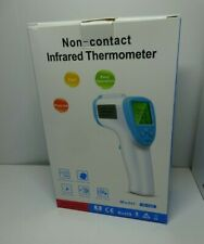 Non-Contact Infrared Forehead & Object Thermometer