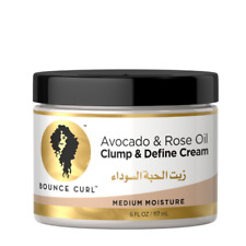 Bounce Curl Avocado & Rose Oil Clump Define Cream 117ml
