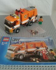 LEGO CITY RECYCLING TRUCK 7991
